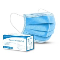 Disposable Non Surgical Medical Face Masks - 50 Pack