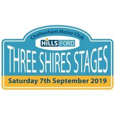 Three Shires Rally 2019