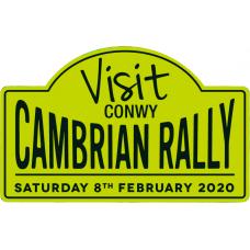 Cambrian Rally 2020
