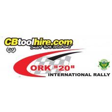 Cork 20 Rally 2019