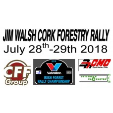 Cork Forestry 2018 - Posted