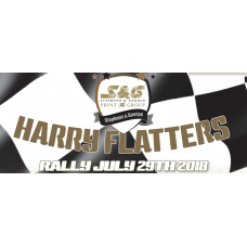 Harry Flatters Rally 2018