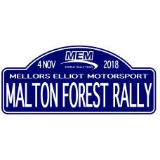 Malton Forest Rally 2018