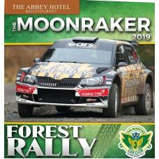 Moonraker Forestry Rally 2019
