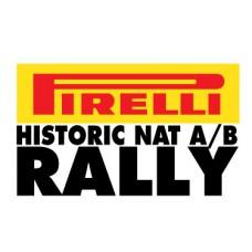 Pirelli Historic Rally 2019