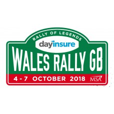 Wales Rally GB National 2018