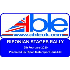 Riponian Stages Rally 2020