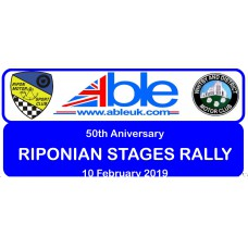 Riponian Stages Rally 2019