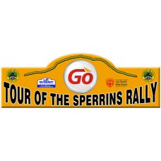 Tour of the Sperrins 2018 - Posted