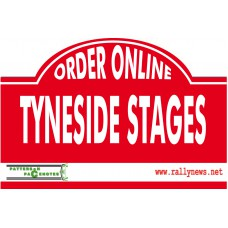 Tyneside Stages Rally 2018