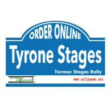 Tyrone Stages 2019