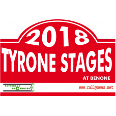 Tyrone Stages 2018