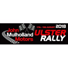 Ulster Rally 2018 - Digital Download