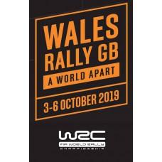 Wales Rally GB International 2019