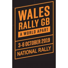 Wales Rally GB National 2019