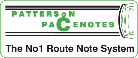 Patterson Pacenotes